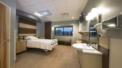 Baptist Health East Bedwing - ICU Expansion