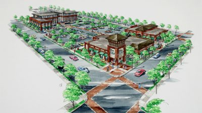 Goodwill Block Development - Master Plan