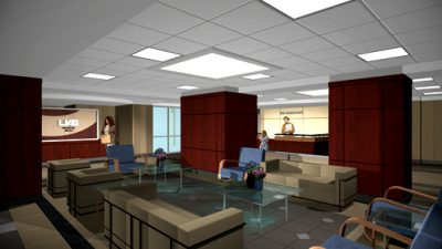 UAB Medical West - Lobby Renovation