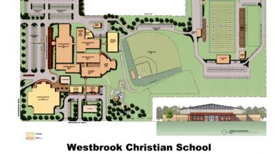 Westbrook Christian School - Master Plan